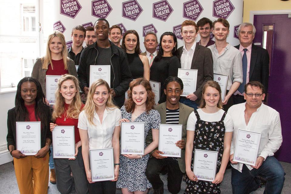 Bursary Winners 2016